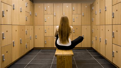 nude teen girls in the locker room